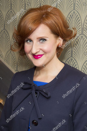 Editorial picture of WhatsOnStage Awards, London, Britain - 23 Feb 2014