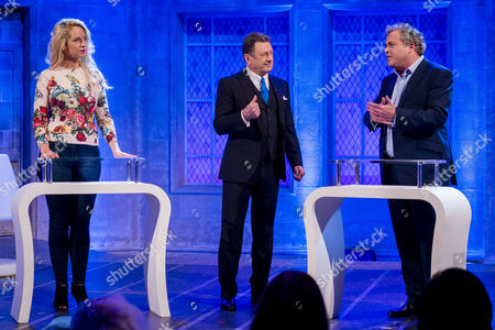 Editorial image of 'The Alan Titchmarsh Show' TV Programme, London, Britain - 21 Feb 2014