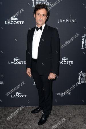 Editorial picture of 16th Annual Costume Designers Guild Awards, Los Angeles, America - 22 Feb 2014