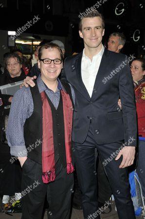 Jared Gertner and Gavin Creel