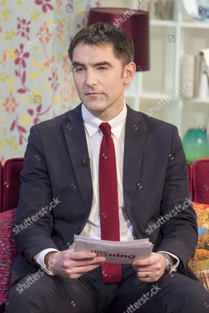 Editorial image of 'This Morning' TV Programme, London, Britain - 24 Feb 2014