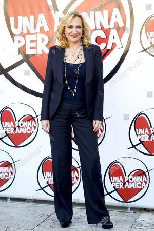 Editorial picture of 'Una Donna per Amica' film photocall at Moderno Cinama, Rome, Italy - 24 Feb 2014