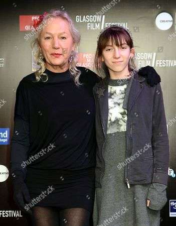 Editorial picture of 'My Name is Hmmm' film premiere, Glasgow Film Festival, Scotland, Britain - 24 Feb 2014