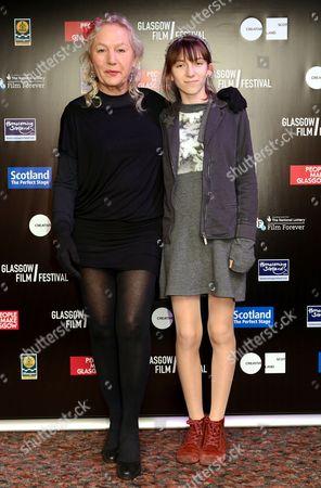Agnes B and Lou-Lelia Demerliac