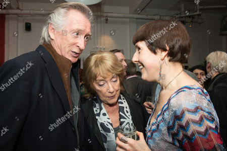 Editorial image of 'The A-Z of Mrs. P' play press night after party, London, Britain - 24 Feb 2014