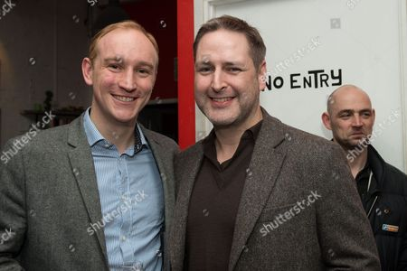 Stock Picture of Stuart Matthew Price (who plays Tony Gross) and Nick Winston