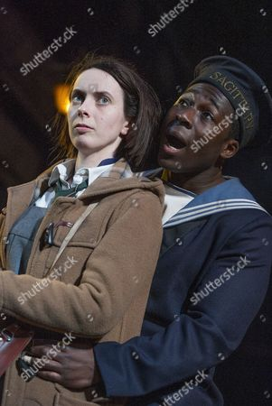 Kate O'Flynn as Josephine, Eric Kofi Abrefa as Jimmie,