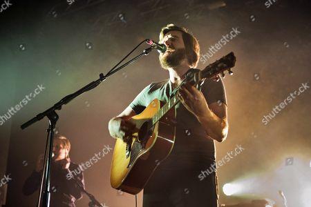 Editorial photo of Midlake in concert, Wolverhampton, Wulfrun Hall, Britain - 21 Feb 2014