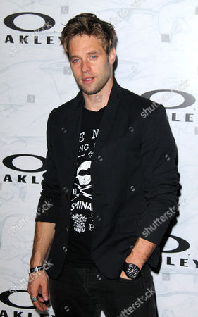 Stock Picture of Shaun Sipos