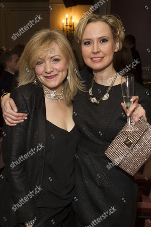 Editorial photo of 'The Full Monty' play press night afterparty, London, Britain - 25 Feb 2014