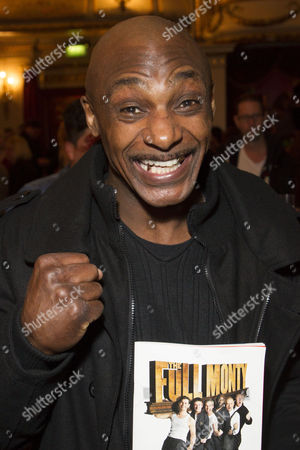 Stock Picture of Errol Brown