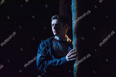 Editorial picture of 'Ghost Stories' play at the Arts Theatre, London, Britain - 25 Feb 2014