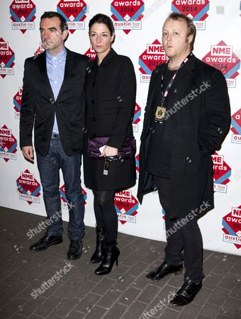 Simon Aboud, Mary McCartney and James McCartney
