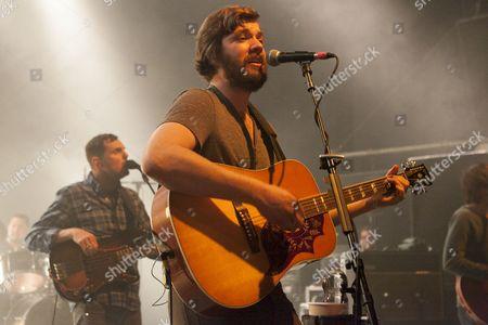 Midlake perform at the O2 Shepherds Bush Empire