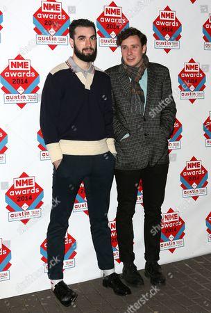 Kevin Baird and Alex Trimble