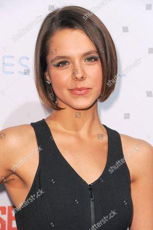 Stock Picture of Paloma Kwiatkowski
