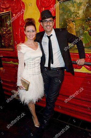 Annabelle Milot and Marc Fichel