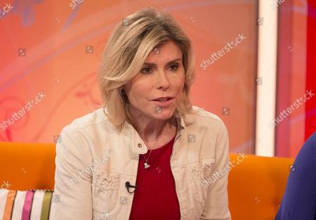 Editorial photo of 'Lorraine Live' TV Programme, London, Britain - 27 Feb 2014