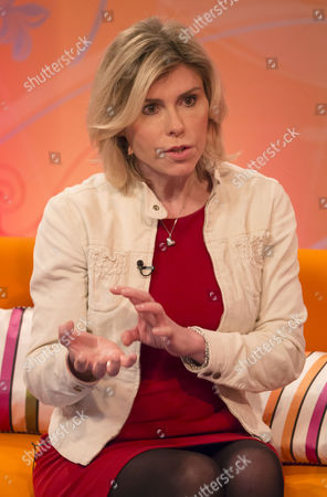 Editorial image of 'Lorraine Live' TV Programme, London, Britain - 27 Feb 2014