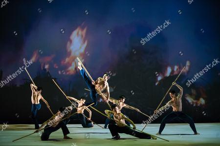 Chen Wei-an, Hou Tang-li, Lai Chun-wei, Lee Tsung-hsuan, Lin Hsin-fang, Tsai Ming-yuan, Wang Po-nien, Wong Lap-cheong, Yu Chien-hung