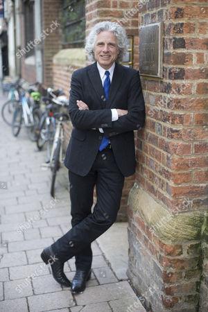 Stock Image of Professor Steven Pinker