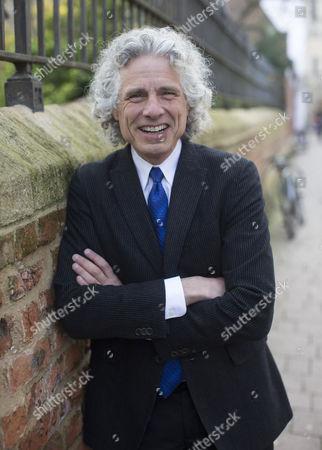 Stock Photo of Professor Steven Pinker