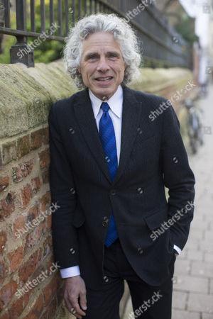 Editorial picture of Professor Steven Pinker at The Oxford Union, Britain - 27 Feb 2014