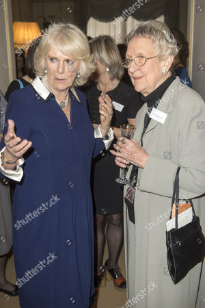 Editorial image of Women of the World Festival Reception at Clarence House, London, Britain - 27 Feb 2014
