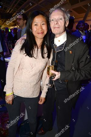 Editorial picture of 'Art14 London' VIP Opening at Olympia Grand, London, Britain - 27 Feb 2014