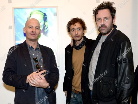 Editorial image of 'Art14 London' VIP Opening at Olympia Grand, London, Britain - 27 Feb 2014