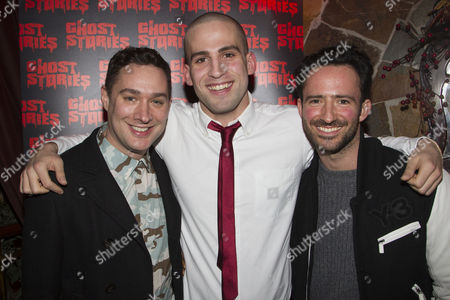 Editorial picture of 'Ghost Stories' Play Press Night After Party, London, Britain - 27 Feb 2014