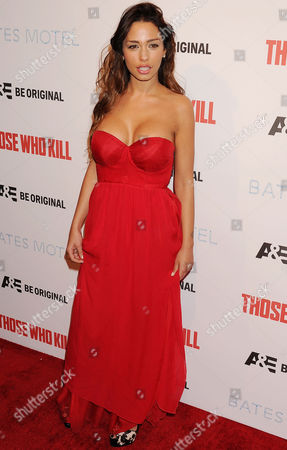 Editorial photo of 'Bates Motel' and 'Those Who Kill' TV series premiere, Los Angeles, America - 26 Feb 2014