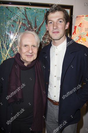 Peter Gill and Gwilym Lee