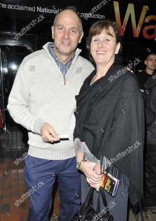 Sir Steve Redgrave and Ann Redgrave