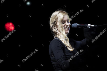The Danish singer and composer Agnes Obel is recognized internationally with success in France, Holland, Germany and Belgium. Denmark 2013.
