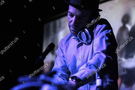 Peanut Butter Wolf. Fabric Nightclub, Farringdon, London