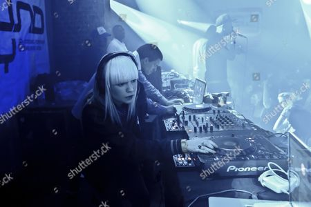 Stock Picture of Btraits. Fabric Nightclub, Farringdon, London