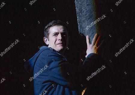 Stock Photo of Chris Levens as Simon