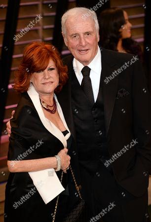 Jane Morgan and Jerry Weintraub