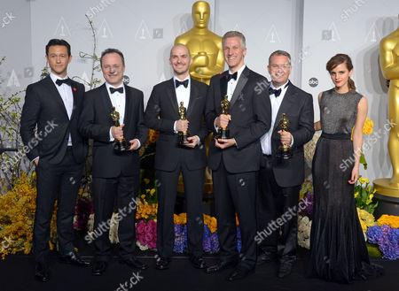 Editorial photo of 86th Annual Academy Awards Oscars, Press Room, Los Angeles, America - 02 Mar 2014