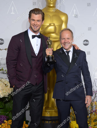 Editorial picture of 86th Annual Academy Awards Oscars, Press Room, Los Angeles, America - 02 Mar 2014