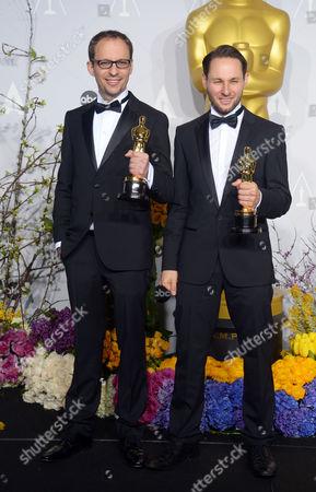 Laurent Witz and Alexandre Espigares