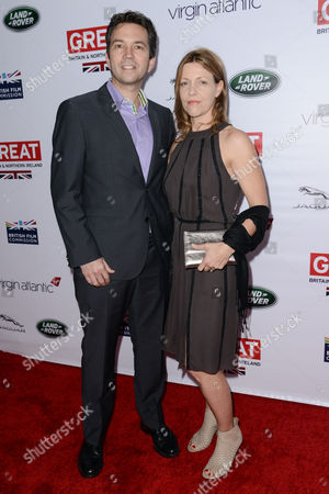 Christopher Townsend and Simone Townsend