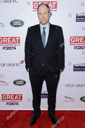 Editorial photo of Great British Film Reception, Los Angeles, America - 28 Feb 2014