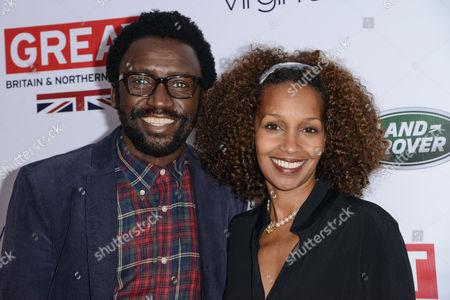 Editorial picture of Great British Film Reception, Los Angeles, America - 28 Feb 2014