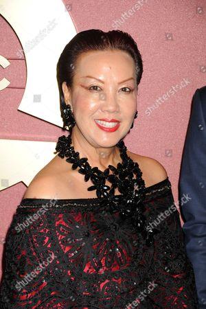 Fashion designer Sue Wong