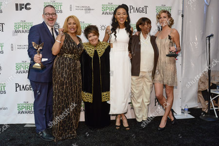 '20 Feet from Stardom' - Morgan Neville, Darlene Love, Tata Vega, Judith Hill, Caitrin Rogers