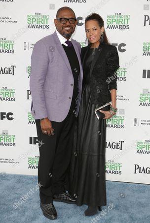 Editorial image of 2014 Film Independent Spirit Awards, Los Angeles, America - 01 Mar 2014