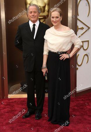 Don Gummer and Meryl Streep