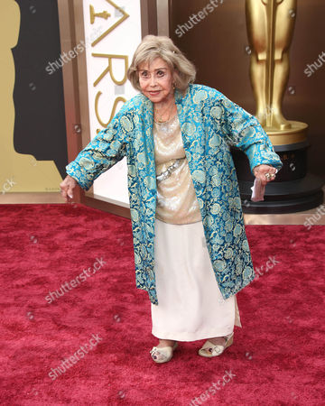 Stock Picture of June Foray
